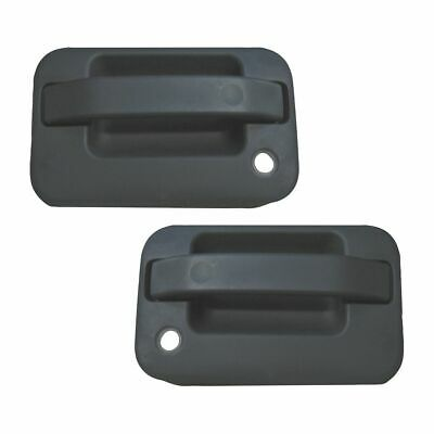 Front Exterior Outer Door Handle LH /& RH Set Pair for 04-13 F150 Pickup Truck