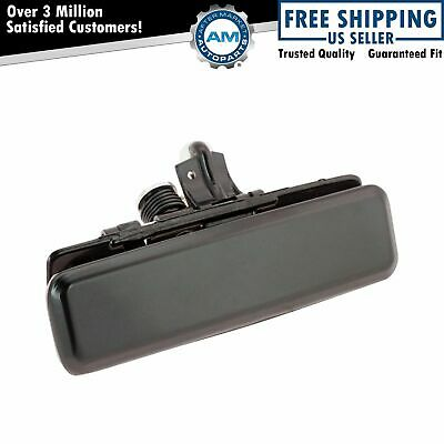 Front Outside Exterior Door Handle Black Passenger Side Right R for Astro Safari
