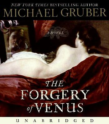 The Forgery of Venus by Michael Gruber (2008, CD, Unabridged)