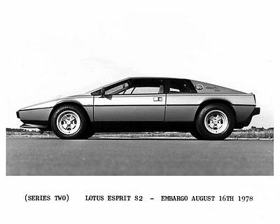 1979 Lotus Esprit S2 Automobile Photo Poster zu8713-GLKL3Y