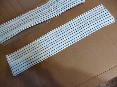 """5 Ultra Microfiber 25"""" Cleaning Pads Dust Mops  Euroclean Perfect Clean"""