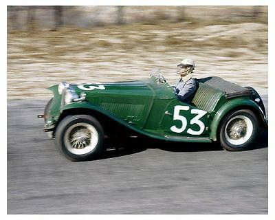1951 ? MG TC MGTC Race Car Photo Thompson u9300-HJXXDD