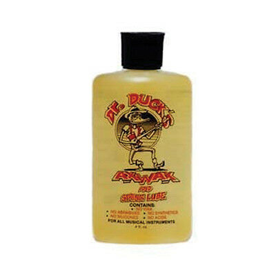 Dr.Duck's Ax Wax & String Lube- 4oz bottle for Electric & Acoustic guitars