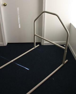 Invacare Trapeze Floor Stand  7714P White  *New*