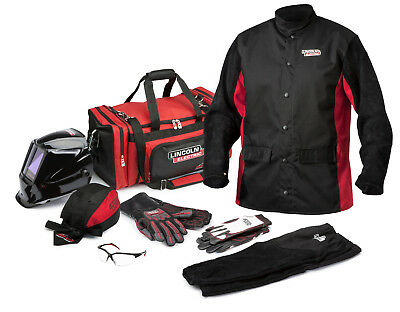 Lincoln Premium Welding Gear Ready-Pak K3236 Size Large