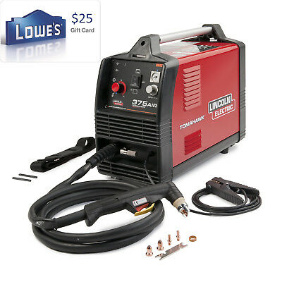 Lincoln Tomahawk 375 Air Plasma Cutter K2806-1