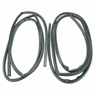 Door Weatherstrip Pair Set of 2 NEW for 67-72 Chevy GMC Trucks