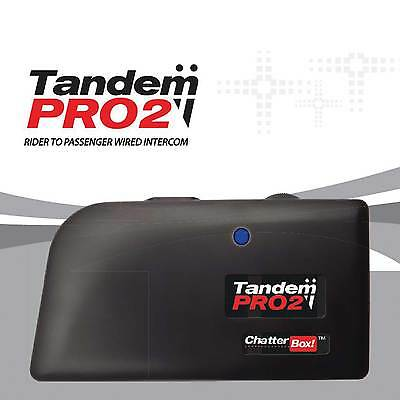 Chatterbox Tandem Pro 2 Intercom Unit - Race/Racing/RallyTrack Day Instruction