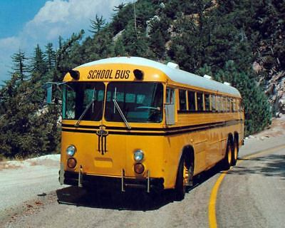 1979 Crown Super Coach Bus School Bus Factory Photo m1676-CZ4HJC