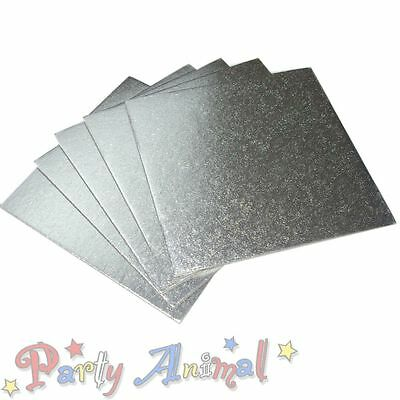Culpitt Cut-Edge Boards -Pack of 5- Cake Decorating Wedding Support Card 1.8mm