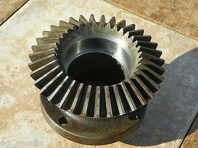 VERTICAL GEAR FOR Walton / Galfre Hay Tedder 35 Tooth with flange