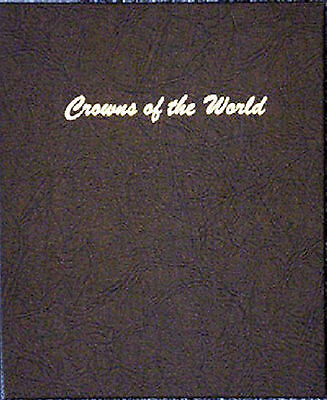 Dansco Coin Album 7010 Crowns of the World