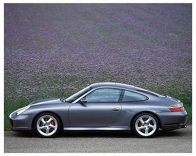 2002 Porsche 911 996 Carrera 4S Factory Photo m190-KLAN61