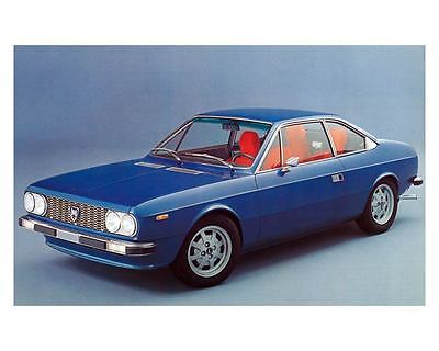 1975 Lancia Beta 1800 Coupe Factory Photo m2035-YRHTI9