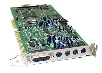 Vintage Creative Labs Sound Blaster CT2950 ISA Card