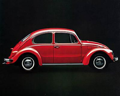 1969 Volkswagen Beetle Automobile Photo Poster zm0742-YCAG7Y