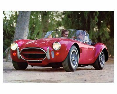 1967 Ford Shelby Cobra 427 428 Automobile Photo Poster zm0790-1OFF7Q