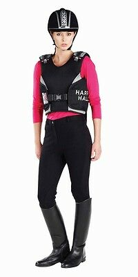 New Harry Hall Ladies Hi-Flex horse riding body protector level 3