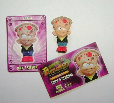 Mini Puzzones Tony 4 Stagioni 3D Figure Stink Blasters