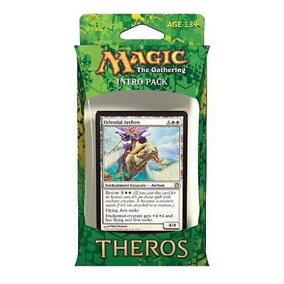 Magic the Gathering MTG Intro Pack - Theros : White / Celestial Archon