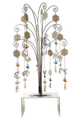 Hanging Swarovski Crystal Elements Fantasy Suncatcher Rainbow Maker + FREE BAG