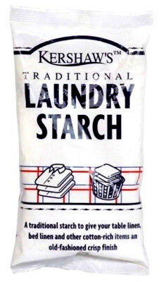 Kershaw's Laundry Starch Powdered Starch 200g Laundry Washing Starch