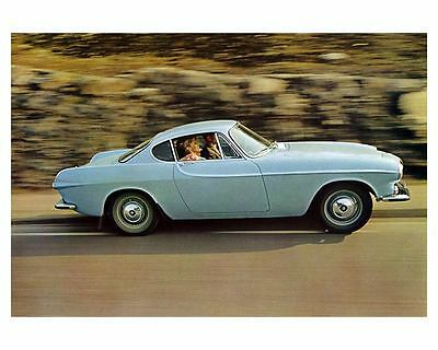 1966 Volvo 1800S Automobile Photo Poster zm1925-OURQBW