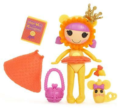 "Bambola Lalaloopsy Mini ""Kitty B. Brave"" Doll Puppe 8 cm"
