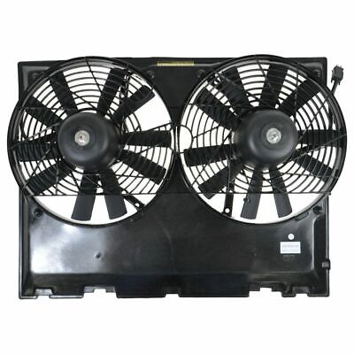 Radiator Cooling Fan Assembly for 300 Mercedes Benz E Series