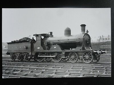 GNSR No.10 Steam Locomotive, Great North of Scotland Railway RP Photocard