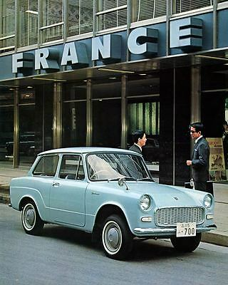 1965 Toyota Publica 700 Automobile Photo Poster zm2334-CTFDRA