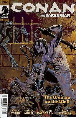 Conan The Barbarian #15 (NM)`13  Wood/ Mutti