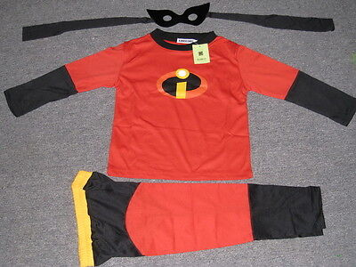 NEW COSPLAY The Incredibles costumes SIZES 2-10 **Post from Melbourne*