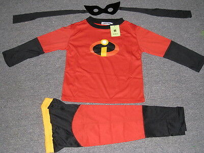 NEW COSPLAY The Incredibles costumes SIZES 2-10