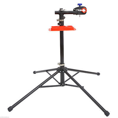 PRO Bike Repair Stand Workstands Adjustable Bicycle Cycle Rack Mechanic