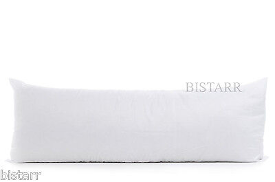 4FT LONG BOLSTER PILLOW CUSHION ORTHOPEDIC PREGNANCY CUDDLE SUPPORT 48cm x 120cm