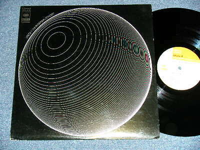 CIRCLE-1 CHICK COREA+ANTHONY BRAXTON+ Japan 1971 NM LP LIVE IN GERMAN CONCERT