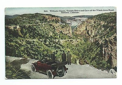 Williams Canon, Temple Drive, Cave of the Winds, Manitou, Colorado, H H T Co.