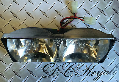 Whelen Lightbar Double Halogen for Edge 9000 Light Bar Halogen Bulbs