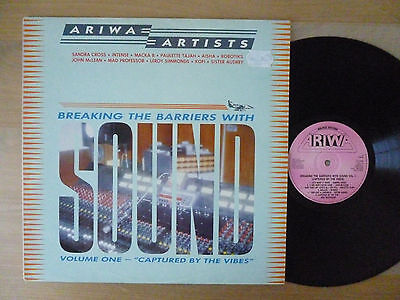 Various - Breaking The Barriers With Sound Volume 1 , ARIWA, UK 1988, Vinyl m-