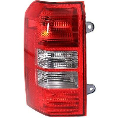 Tail Light for 2008-2016 Jeep Patriot Driver Side Assembly