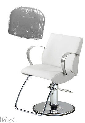 Takara Belmont LIONESS Styling Chair Vinyl Chair Back Cover (CLEAR)
