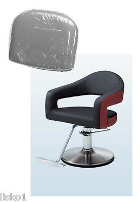 Takara - Belmont * Knoll * Salon Styling Chair Plastic Chair Back Cover (Clear)