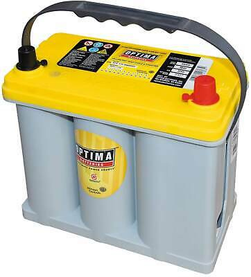 Autobatterie 12V 38Ah Optima Yellow YT R 2,7