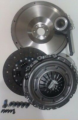 Audi A3 2.0 Tdi & 16V Quattro Flywheel, Clutch Kit, Csc & All Bolts