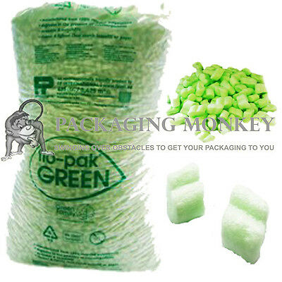 15 Cubic Feet Of FLOPAK Loose fill Packing Peanuts FAST