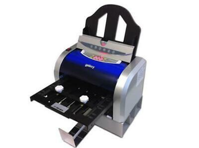 SPECIAL PRICE Galaxy FM400 - A4 A5 Paper Letter Leaflet Folding Machine Folder