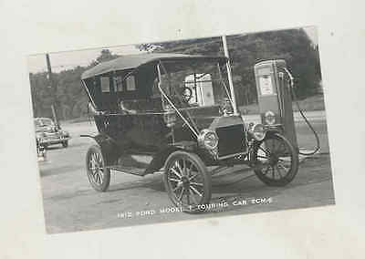 1912 Ford Model T Touring Car Real Photo Postcard mx8289