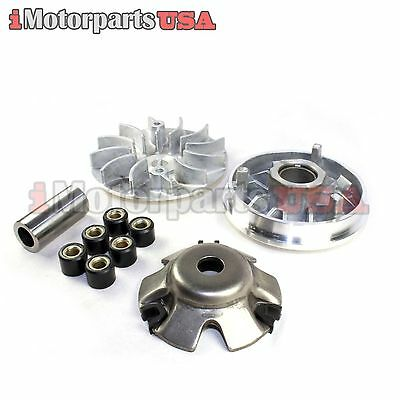 Variator Primary Drive Face Clutch Assembly Carter Talon 150 150Cc Go Kart Buggy