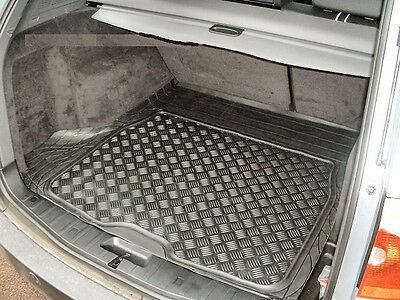 BMW X3 E83 04-10 tailored heavy duty anti slip rubber boot floor liner mat tray